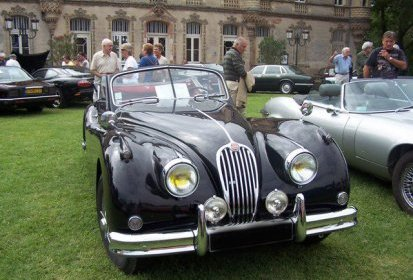 XK 140 cabriolet DHC